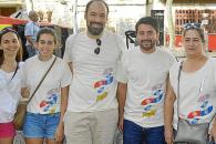 Los 'cossiers' danzan en Alaró
