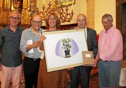 Miquel Àngel Lladó, Juan Pascual, María Massanet, Joan Guaita y Pere Ollers.