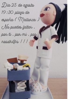 Las camareras de piso se manifestarán contra el abuso laboral en Palma.