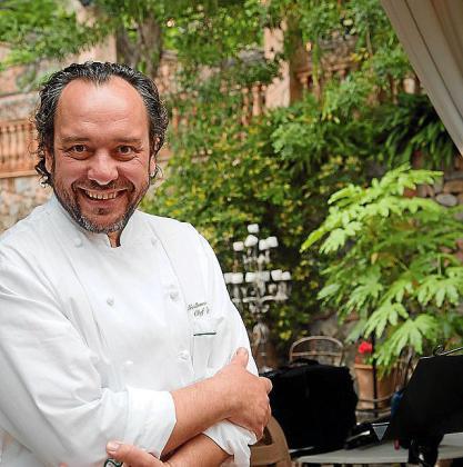 Guillermo Méndez es chef de El Olivo de Belmond La Residencia.
