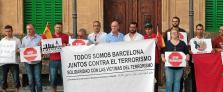 Manifestación en Llucmajor
