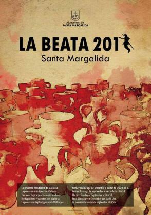 Las fiestas de La Beata 2017 en Santa Margalida.
