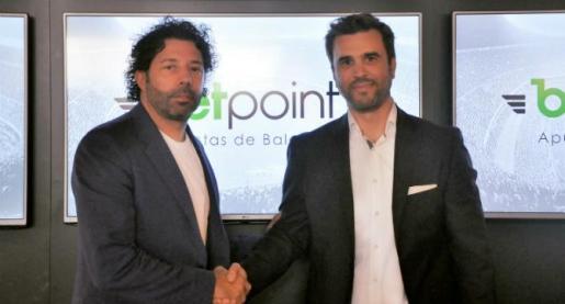 Betpoint ha anunciado su colaboración con el conocido exfutbolista Iván Campo.