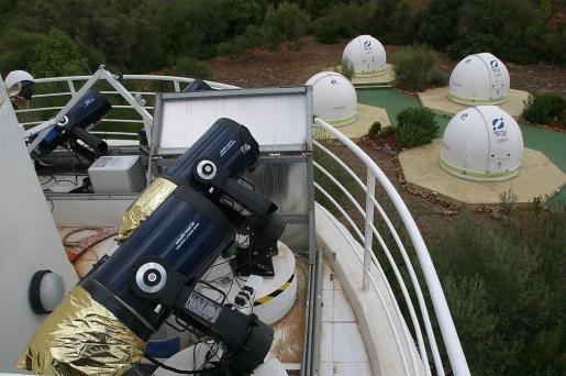 Imagen de archivo del Observatorio de Costitx.