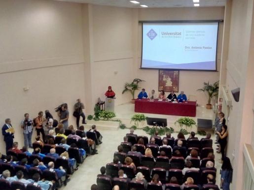 Apertura del año académico en la UIB.