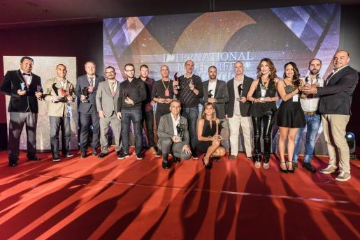 Ganadores de los Moon Awards 2016.