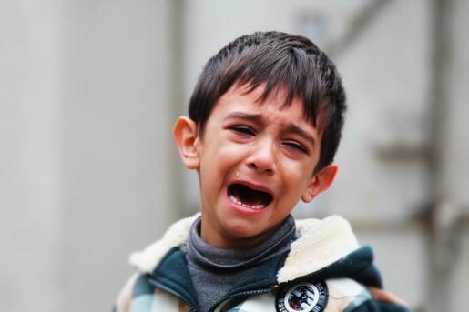 Alguien alertó a los servicios sociales del lamentable estado en el que se encontraban los niños, y téstos avisaron a las autoridades.
