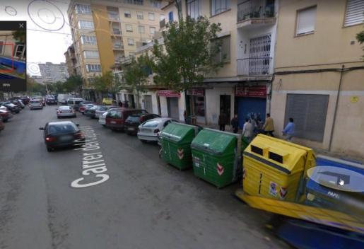 Rotación de basuras
