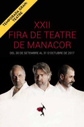 La Fira de Teatre de Manacor 2017 programa 26 espectáculos en un mes.q
