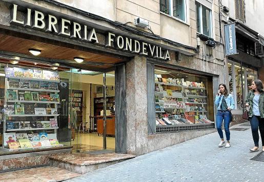 La Librería Fondevila fue fundada en 1893.