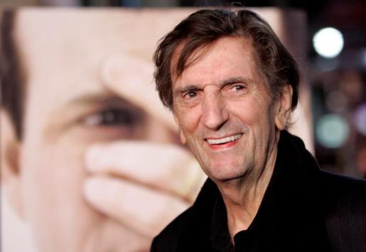 Imagen de archivo del actor Harry Dean, durante la presentación de 'Big Love' en Hollywood.