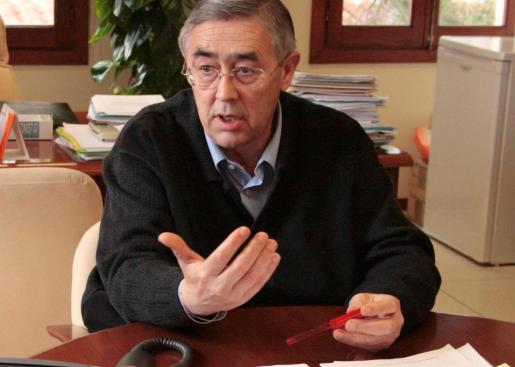 Llorenç Brondo, en una imagen de archivo.
