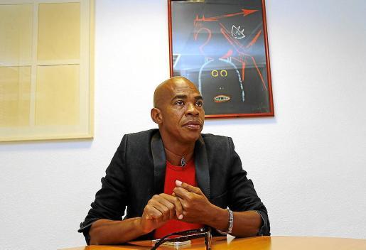 Alessandro Santos lleva doce años viviendo en Palma.