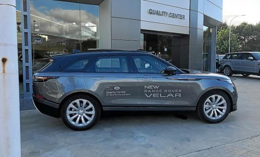 El Range Rover Velar es toda una demostración de poder de la innovación británica.