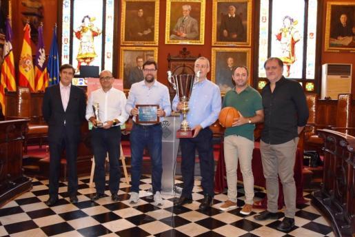 Presentada la 49ª edición el Trofeo Ciutat de Palma de Baloncesto