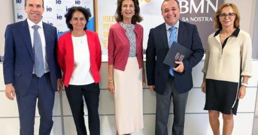 XIII Programa Avanzado de Dirección General que imparte IE Business Schol, organizado por la patronal empresarial balear y BMN-Sa Nostra.