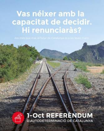 La Generalitat publicó este jueves en Internet los locales donde se podrá votar el día del referéndum.