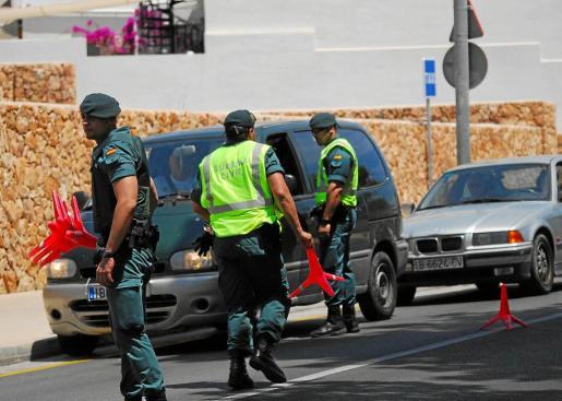 La Guardia Civil detuvo al sospechoso en Alcúdia y ayer pasó a disposición judicial en Inca.