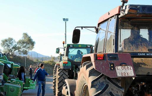 Los payeses ya se movilizaron en febrero contra la ampliación de zonas ZEPA.