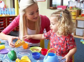 La escuela infantil de Sant Josep Obrer, clave para el desarrollo del niño