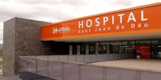 Hospital Sant Joan de Déu de Manresa (Barcelona).