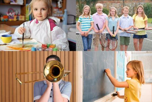 Las actividades extraescolares mejoran el nivel educativo, las relaciones interpersonales y aumentan la motivación de los alumnos.