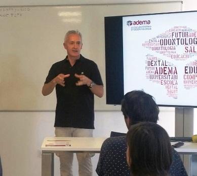 ADEMA ofrece por primera vez en Baleares un Grado en Odontología.