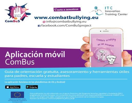 Existen proyectos como Combatir el Bullying: Un Programa Escolar Completo (ComBuS) que buscan crear un programa escolar que de herramientas a todos los implicados para poder luchar contra ello.