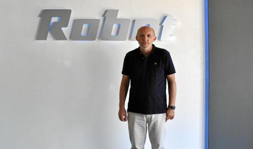 Bernat Bonnín es accionista y actual presidente de Robot SA.
