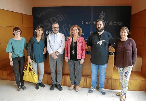 La Misericòrdia acogió la presentación del Archivo de Patrimonio Oral de Mallorca.