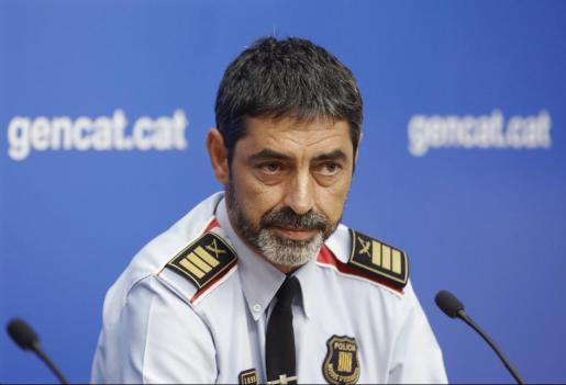 Fotografía de archivo del 'major' de los Mossos d'Esquadra, Josep Lluís Trapero.