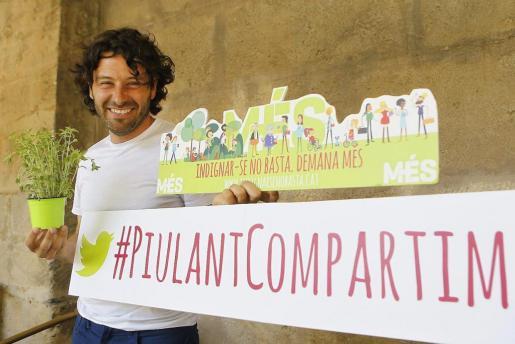 La Fiscalía Anticorrupción ve delito en los contratos de Més a Jaume Garau.