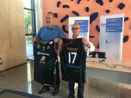 El Iberostar Palma y Air Europa renuevan el acuerdo de patrocinio