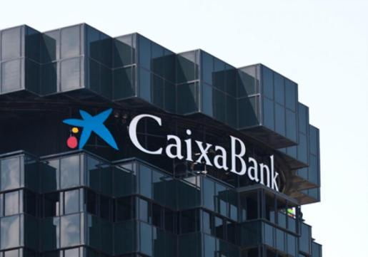 Imagen de un edificio de CaixaBank.