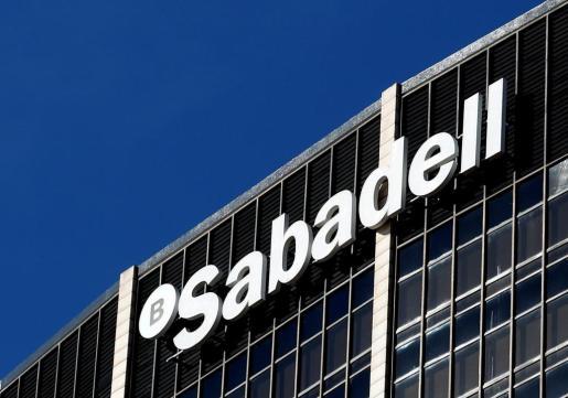 Sede del Banco Sabadell en Barcelona.