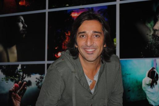 El cantante andaluz Antonio Carmona.