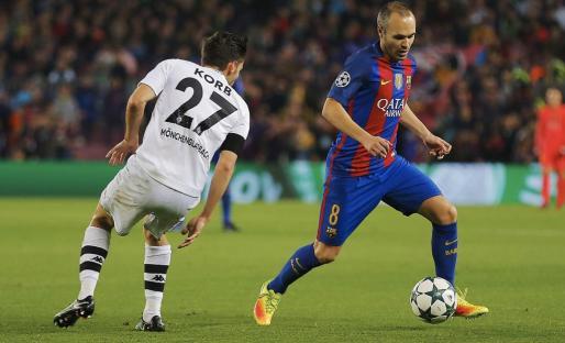 El capitán del Barcelona ha hecho un llamamiento al diálogo.