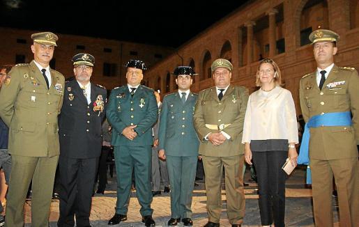 Eduardo Gutiérrez de Rubalcava, Emilio Antonio Jarabo, Marines Maimó, David Navarro, Juan Enrique Vercher, Maria Salom y José Miguel García.