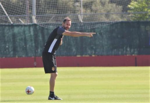 Vicente Moreno: «El domingo jugamos contra un muy buen equipo»