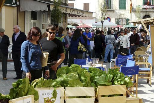 La Diada Ecológica de Porreres tiene como protagonista a la agricultura sostenible y ecológica.