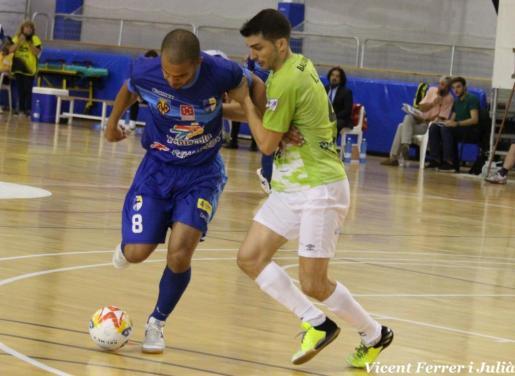 El Palma Futsal despega en Peñíscola