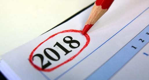 El calendario laboral de 2018 tendrá 12 festivos.