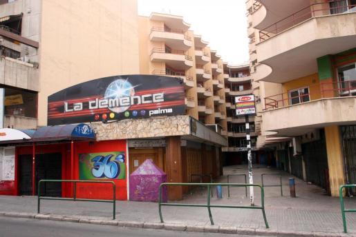 La discoteca La Demence de Palma fue una de las presas de Cursach, según un extrabajador. Este testigo dijo que se reunió con el director de Tito's, Jaime Lladó, el exdirector del Grupo, Tolo Sbert, y un alto mando de la Policía Nacional para «eliminar competencia».