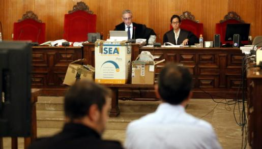 Segunda jornada del jurado popular por el crimen de Porto Cristo.
