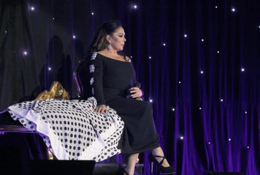Isabel Pantoja narrará su vida a golpe de biopic en 2019.