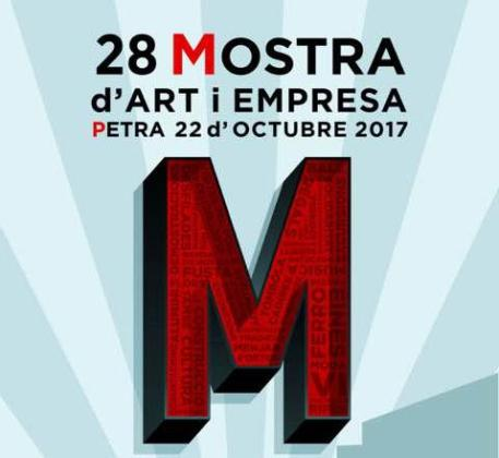 Petra celebra la 28 edición de la Mostra d'Art i Empresa.