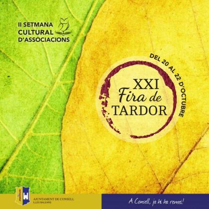 Consell celebra la XXI Fira de Tardor.
