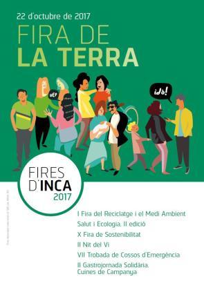 Con la llegada de octubre Inca inicia unas semanas de ferias.