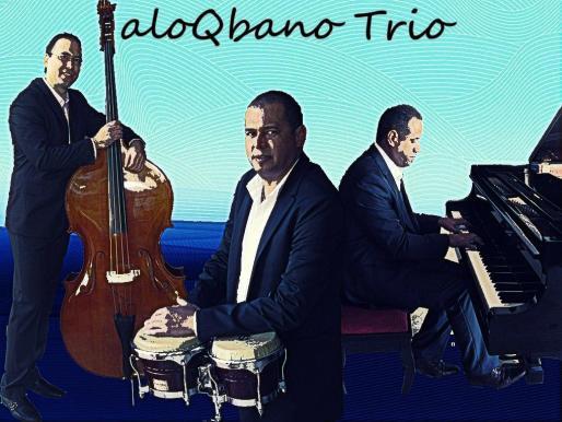Alo-Q-Bano es un trío de músicos afincados en Mallorca.
