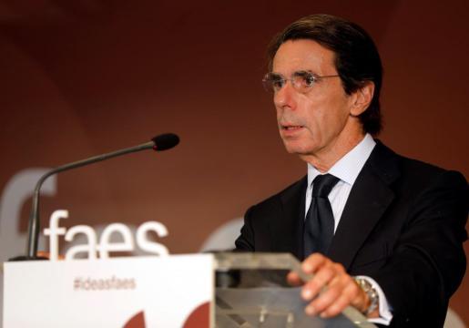 El expresidente del Gobierno y presidente de FAES clausura el Foro #Ideasfaes Valencia, en el que expertos debaten sobre sanidad y educación.